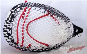 Go Back > Gallery For > Cool Custom Lacrosse Sticks