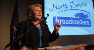 Senator Heidi Heitkamp courtesy polico.com