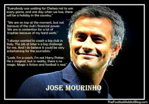 Jose-Mourinho quotes part 1