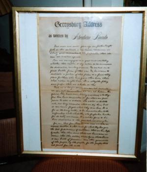 Gettysburg+address+by+abraham+lincoln