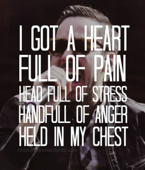 Linkin Park Quotes From Lyrics Linkin park lyrics