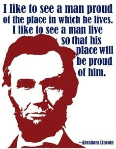 ... patriotic quote patriots quotes abrahamlincoln quotes god blessed art