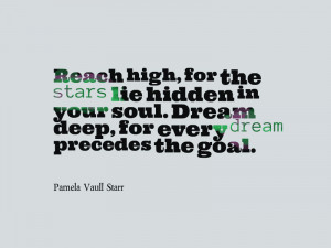 Reach for Your Dreams Quotes