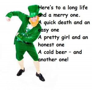 2013 Saint Patrick Day Irish Quotes