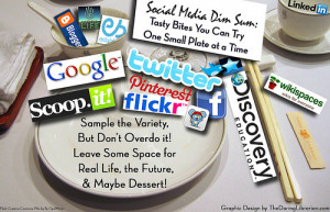 Too Much on Your Plate? You Can't Afford to Ignore Social Media