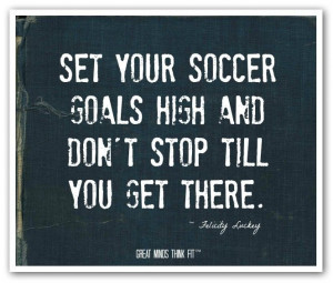 Soccer #quote for #sports #motivation George Fox University Women's ...