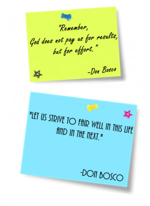 Quotes by Don Bosco 2 by sugar-muffins