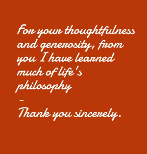 Thank You Quotes for Friends – Friendship Sayings