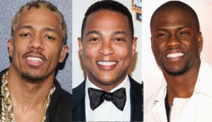 AIQ: Nick Cannon, Don Lemon, Kevin Hart, & more
