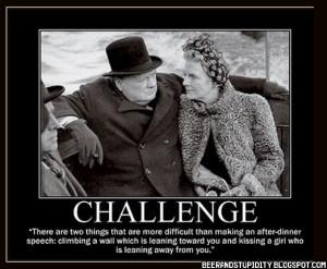 Winston Churchill. A Badass.
