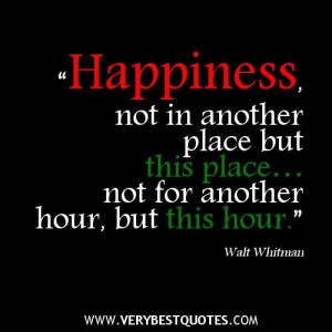 Quotes about happiness good morning wednesday quotes happiness and joy ...