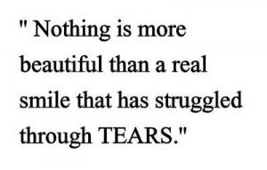Happy Tears Quotes