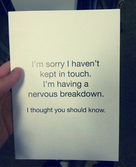 Funny Quotes About Being Nervous