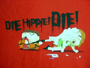 south park die hippie die
