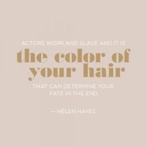 Hair Salon Quote Tumblr Tagged...