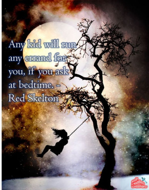 Children and Bedtime - Red Skelton