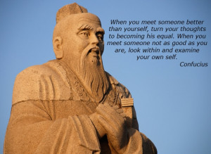 35 Outstanding Confucius Quotes