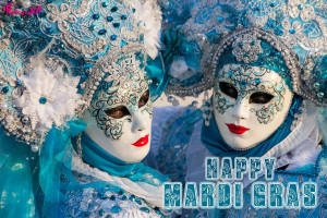 Carnival Happy Mardi Gras Image Card Best Wshes Image of Carnival ...