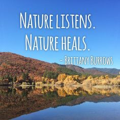 Nature quotes on Pinterest