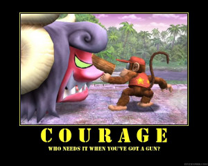 funny pictures courage