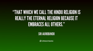Hindu Quotes On Religion