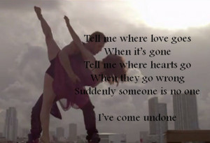 Undone - Haley Reinhart such a good song:)
