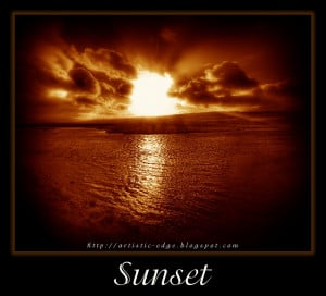 sunset wallpapers please have a look at this beautiful sunset ...