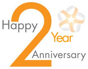 Happy 3 Year Anniversary Happy 2 year anniversary!