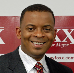 foxx anthony foxx is the mayor of charlotte