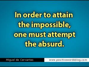 of Spanish author Miguel de Cervantes birthday, he wrote