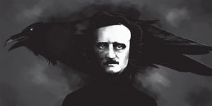 "... Raven, ""Nevermore."" So goes the beloved poem by Edgar Allan Poe"
