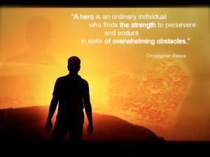 Hero Quote Wallpaper Best Background