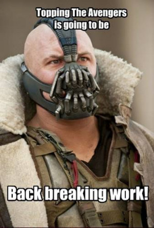 Bane Funny Pictures Ics...