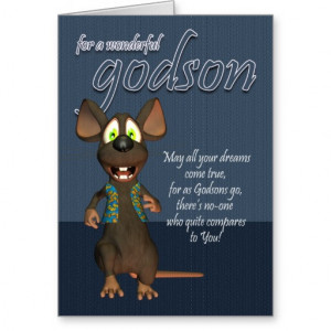 godson_birthday_card_with_funky_mouse ...