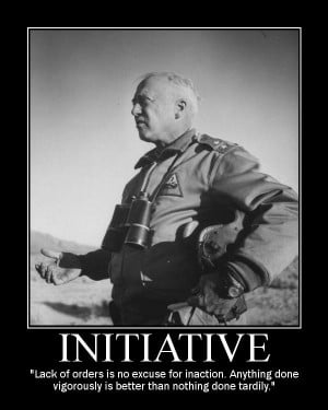 ... Posters, George Patton Quotes, General Patton, Inspiration Quotes