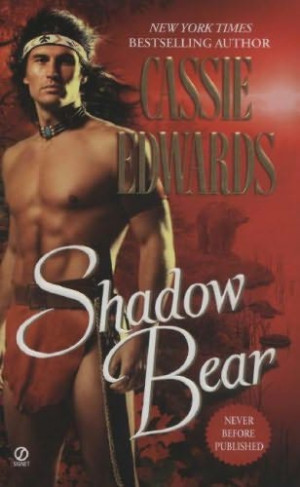 book cover of Shadow Bear