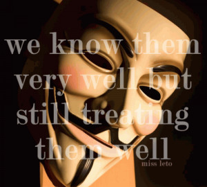 Fato-sweet Mask quotes