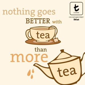Nothing goes better with tea than more tea. Fairtrad Teas, Teas Time ...
