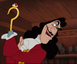"Captain Hook on insecurity: ""A jealous female can be tricked into ..."