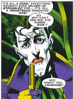 The Joker Book Quotes