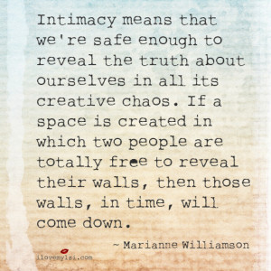 Intimacy Quotes