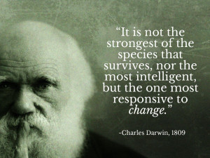 Happy Darwin Day. Will We Heed His Time-Tested Wisdom?