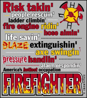 Funny Firefighter Quotes Firefighter