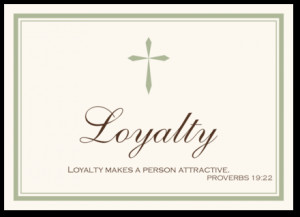 25 Inspiring Loyalty Quotes