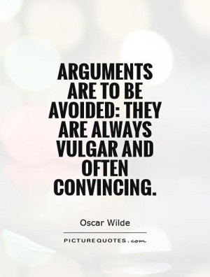 Related with Family Argument Quotes
