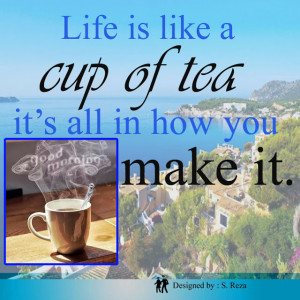 Related to Tea Quotes and Sayings - Quote Garden