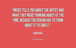 Music Quotes by Artists