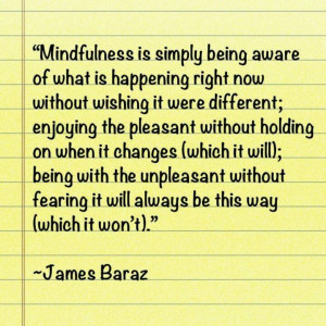 Mindfulness! - www.awakening-intuition.com