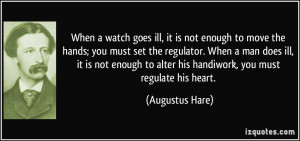 More Augustus Hare Quotes