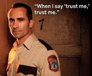 Nestor Carbonell is just going to get hotter.